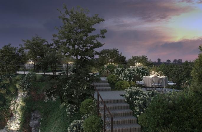 "MAO Architects -  the ""Ghiacciaia"" renovation works start"